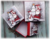 """Коробка  """"Дед мороз"""", малая, фото 1"""