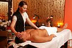 Восточный массаж