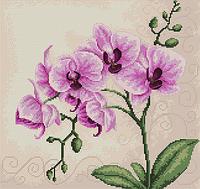 """Набор для вышивания крестиком (цветы) """"Орхидеи"""""""