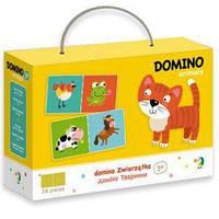 """Домино Dodo, """"Животные"""", Русский язык, 3+"""