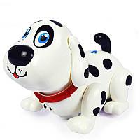Детская интерактивная игрушка Собачка Лакки 7110 .Интерактивная собака Лакки, 7110., фото 1