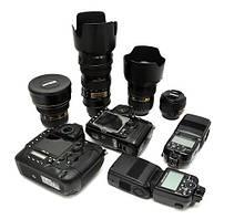 Фото и видео камеры, фотоаксессуары