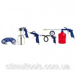 Набор пневмоинструментов Forte AT KIT-5S