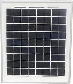 Сонячна панель 12V-10W, Сонячна батарея, банк енергії, міні електростанція