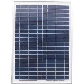 Солнечная панель 12V-20W, Солнечная батарея, банк энергии, мини электростанция