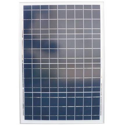 Солнечная панель 12V-40W, Солнечная батарея, банк энергии, мини электростанция, фото 2
