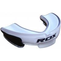 Капа боксерская RDX GEL 3D Elite White, фото 1