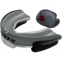 Капа боксерская RDX GEL 3D Elite Grey, фото 1
