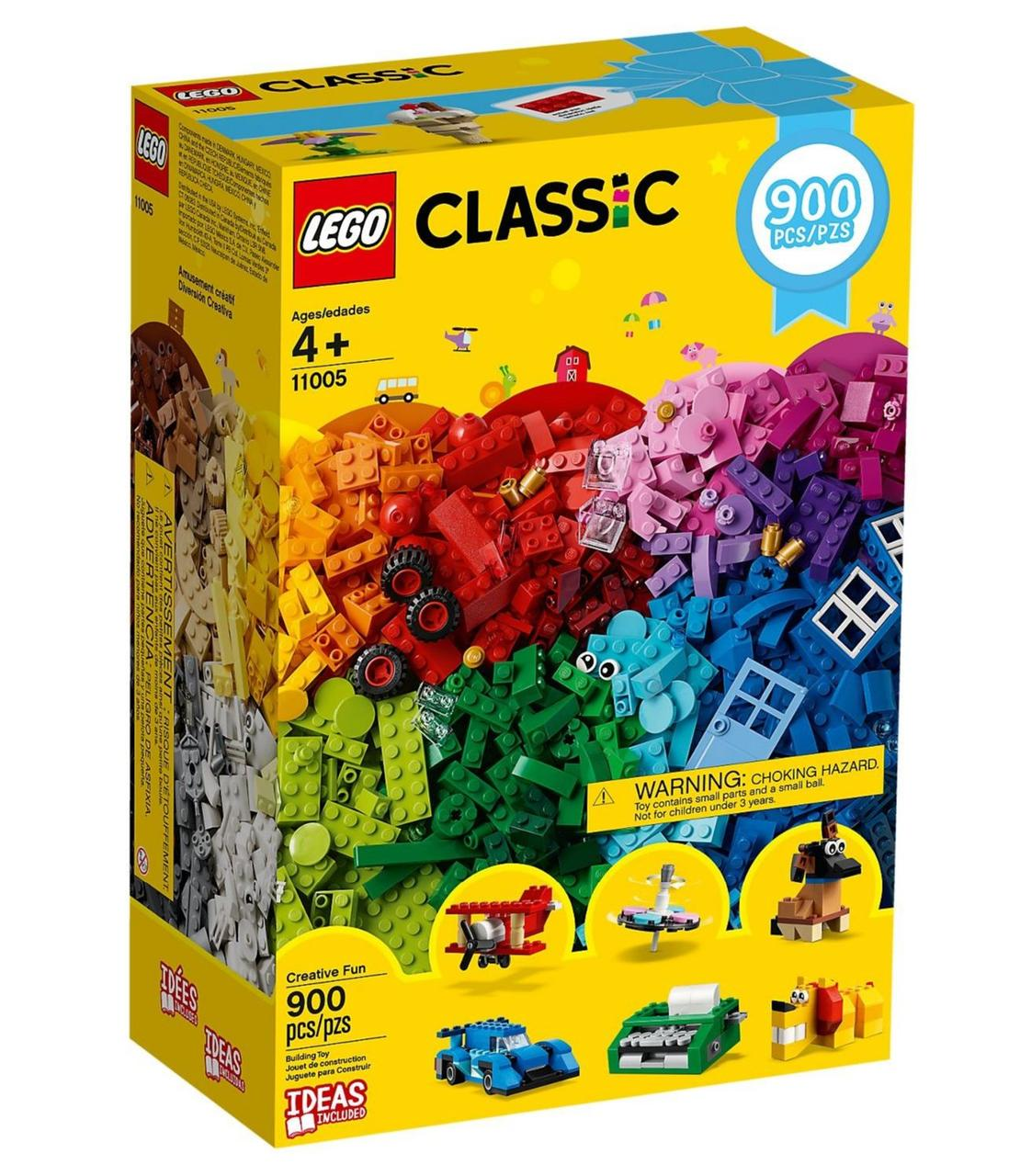 Lego Classic Веселе творчість 11005