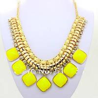 Женское ожерелье Золотая цепь
