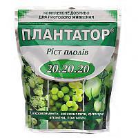 Удобрение Плантатор 20.20.20 Рост плодов, ТД Киссон - 1 кг