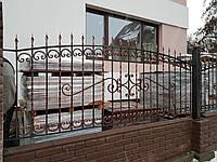 Забор кованый арт. кз. №40, фото 1