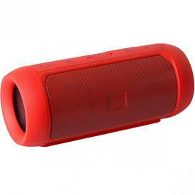 Колонка портативная CHARGE 2+ красная 18,5×8 см
