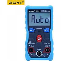 Автоматический мультиметр с детектором скрытой проводки ZOYI ZT-S1