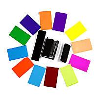 Фильтры для внешней вспышки, цветные рассеиватели Alloet Gel-12, фото 1