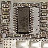 Плата защиты c БАЛАНСИРОВКОЙ BMS 5s (3S, 4S) 100А 21В  Li-ion аккумуляторов 18650, фото 4