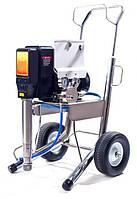 Мощный аппарат для нанесения шпатлевки DP-6880TX на 220 W (длинный поршень). Для густых материалов.