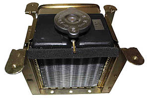 Радиатор двигателя мотоблока R190 (для мотоблоков кентавр, зубр, форте, заря і .т.д. на 9,5-12 л.с.)