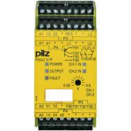 777950 Реле безпеки PILZ PSWZ X1P 3V /24-240VACDC 2n/o 1n/c 2so, фото 2