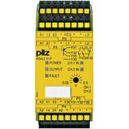787949 Реле безпеки PILZ PSWZ X1P C 0,5V/24-240VACDC 2n/o 1n/c2so, фото 2