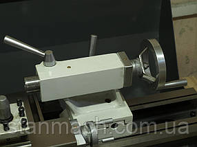 FDB Maschinen Turner 250х550 Vario настольный токарный станок по металлу, фото 3