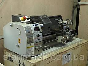 FDB Maschinen Turner 250х550 Vario настольный токарный станок по металлу, фото 2