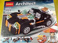 """Конструктор Decool 3122 Architect  """"36 в 1 """", фото 1"""