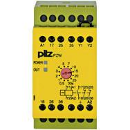 774015 Реле безпеки PILZ PZW 30/110-120VAC 1n/o 2n/c, фото 2