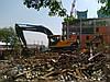 Демонтаж с вывозом мусора боя