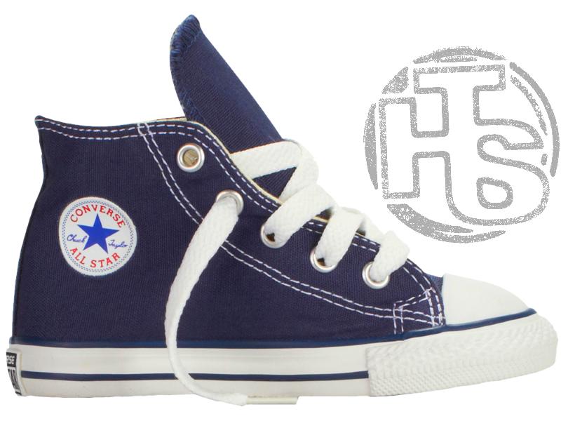 Детские кеды Converse Chuck Taylor All-Star Hi Navy M9622