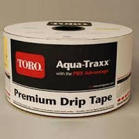 Лента Капельная Aqua-TraXX 8 mil/15 см водовылив 0,57 до 1,14 л/час 2286 м