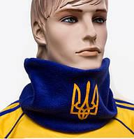 Флисовый горловик-шапка, бафф, гейтор (Nike, Adidas, Украина, Лига Чемпионов)