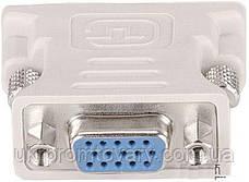 ПЕРЕХОДНИК DVI-A 24+5PIN TO VGA15PIN CABLEXPERT (A-DVI-VGA), фото 2