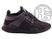 Детские кроссовки Adidas Eqt Support Adv Triple Black CP8928