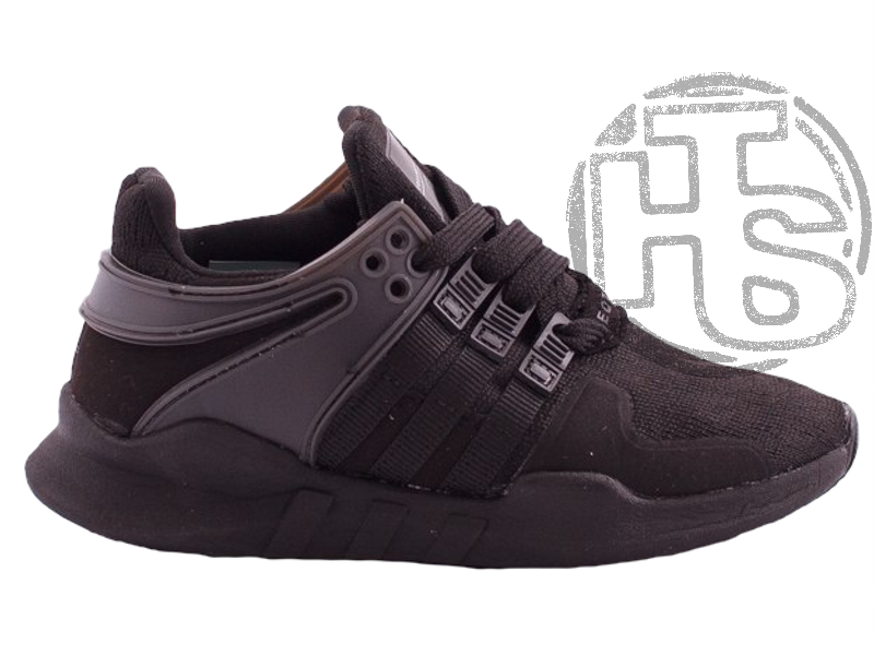 online store 38680 18623 Детские кроссовки Adidas Eqt Support Adv Triple Black CP8928 -  Интернет-магазин