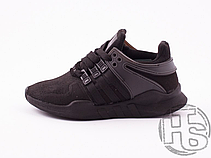 Детские кроссовки Adidas Eqt Support Adv Triple Black CP8928, фото 3