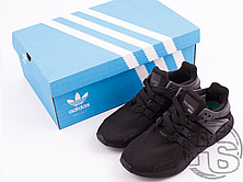 Детские кроссовки Adidas Eqt Support Adv Triple Black CP8928, фото 2