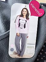 4f128b1ab1935 Теплые женские пижамы флис в Украине. Сравнить цены, купить ...