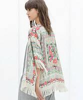 Накидка пляжная в стиле Dolce & Gabbana