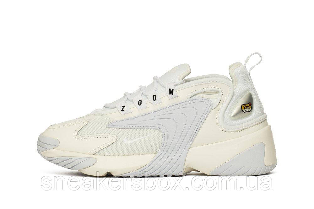 cdb887e2 Оригинальные кроссовки Nike Wmns Zoom 2K (AO0354-101) - Sneakersbox -  Интернет-