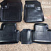 Коврики салона ВАЗ 2110 резиновые (комплект 4 шт)
