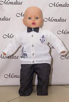 Детский костюм для мальчика Размер 80 см, 86 см