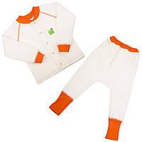 Детский комплект 2в1 Еко Пупс Jersey Style капитон в ассорт