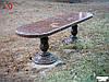 Скамейка на могилу
