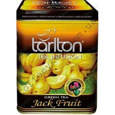 Чай Зелёный Tarlton Jack Fruit  Green Tea  250 гр. ж/б