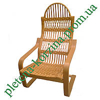 Кресло-качалка пружинное Арт.1267