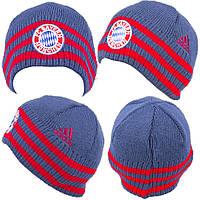 Зимнияя шапка с флисовой подкладкой, с отворотом и без отворота