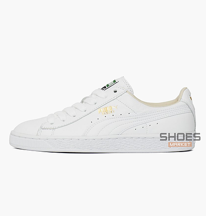 Мужские кроссовки Puma Basket Classic LFS White 354367-17 5cd984794cee6