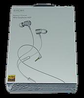 Наушники Baseus Wire Earphone H07 белые