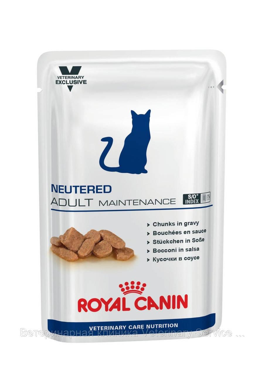 NEUTERED Adult Maintenance Cat 100 g